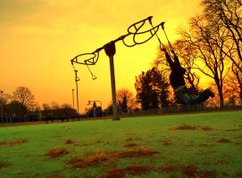 seesaw in the sky by paddyola