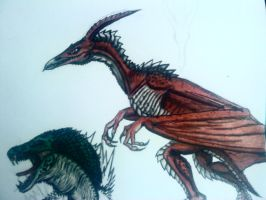 Rodan by Monstermadness18