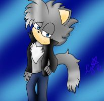 Hugh The Wolf ( nuovo stile ) by SuperFanShadamy