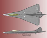 FA-53 Shrike by Afterskies
