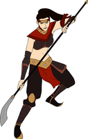 Hizen by hyperionwitch