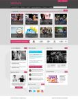 Ventiunq - WordPress theme by prkdeviant