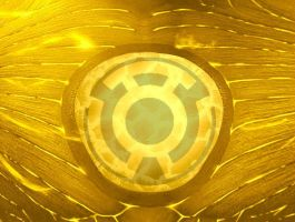 Sinestro Lantern Chest by KalEl7