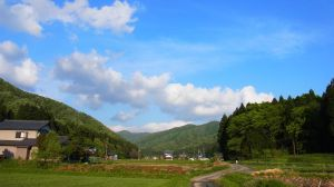 country side of japan(fukui) by worldhearts
