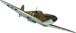 Spitfire Mk 1 Angled by WS-Clave