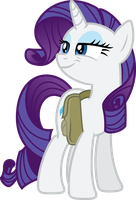 Rarity vector by Korsoo