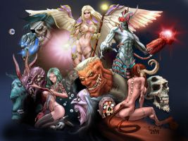 Group from Hell by nahp75
