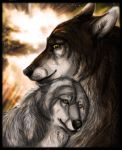 *You are Mine* by Wolven-Sister