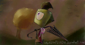 Zim - autumn by ZimPLUSDib