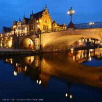 Gent - Fairytale Reflection by lux69aeterna