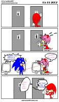 Knuckles Prank by Sonikku2007 by Ran-TH