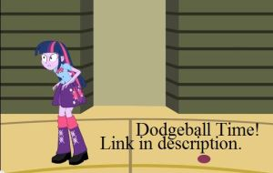 Animation: Dodgeball by Xenstroke