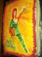 Bowie Cake '08 by afiendishglee