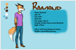 Ramond by GingerAdy