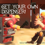 Get your own dispenser by Xechireon