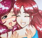 x ArcheAge - love my baby sis May x by Adeacia