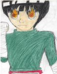 Rock Lee by zeogold