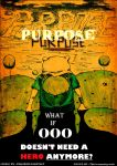 Purpose cover page by P0K3RMUS3ART1ST