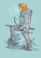 Ygritte by Rathan-Marxx