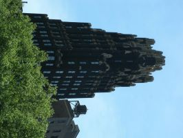 My Favorite Building in all of NYC by TdankBelle