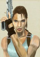 Tomb Raider by DameOdessa