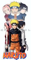 Naruto - Memories by GhoulSoul