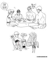 [SnK] Strip Poker by Su-Kichuya