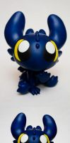 Night Fury custom 360 view by SomaKun