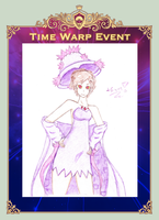 PP Time Warp Event: Angel by fancynancy25