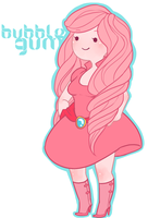 Bubblegum Swirl by 1000th