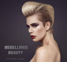 Rebellious Beauty 2. by arazugur