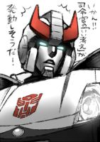 G1 Prowl by yorozubussan