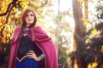 Anna - Gotta go my own way by SoraPaopu