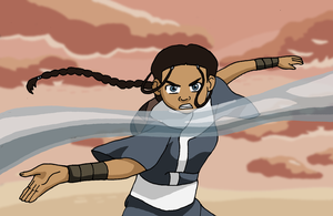 Katara by faithless12