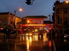 China Town Chicago by touchthetruth