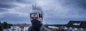 Kakashi by Sid-Cosplay