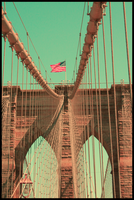Brooklyn Bridge - 2 by BimaFatima