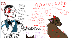 Iscribble 2 Advanced PsychoPaths And Pets by ShadowChaser12