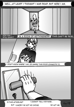 Kami's Assistant chapter 1 page 3 by DrizDew