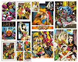 Sketch card personal favs by Sonion