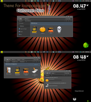 Theme for Iconpackager Halloween Now by PiitufiitoGrr