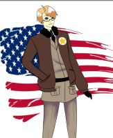 Hetalia: America(Alfred F. Jones) by luck7151