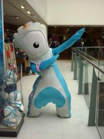Mandeville does The Bolt by ggeudraco