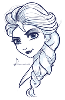 Elsa by ShootingStar03