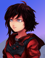 RWBY - Ruby Rose by Jalsze