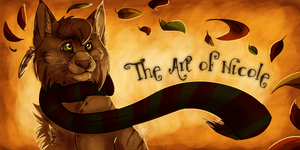 Fall Banner by Nicay