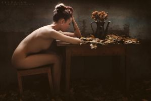 Autumn Thoughts by artofdan70