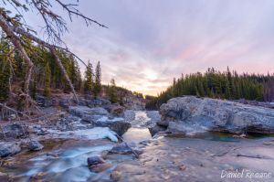 Elbow Falls 2 by DanielReaume