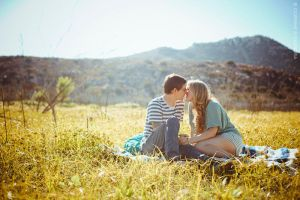 Chris and Kendall Engagement 01 by stuckwithpins