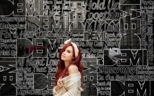 Wallpaper Demi by AnnieSerrano